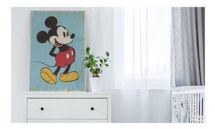Mickey Mouse retro 61x91,5cm Poster
